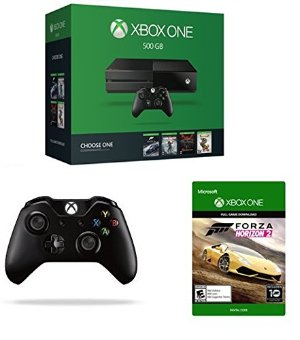 Only $279! Xbox One 500GB + Name Your Game + Extra Controller + Forza Horizon2