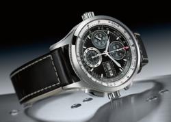 Hamilton Men's Khaki Aviation X-Patrol Auto Chrono Watch
