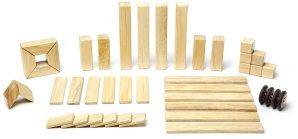 42 Piece Tegu Magnetic Wooden Block Set