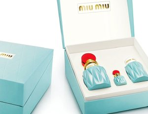 up to 13-pc Gift with Miu Miu Set