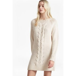 High Ridge Cable Knit Jumper Dress   Flash Sale   French Connection Usa