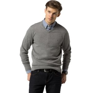 Classic V-Neck Sweater | Tommy Hilfiger USA