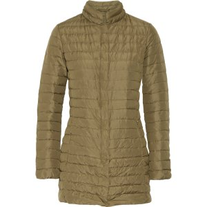 Elare quilted shell down coat | Duvetica