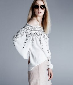 Up to 40% Off Shoulder-Off Clothes @ Neiman Marcus