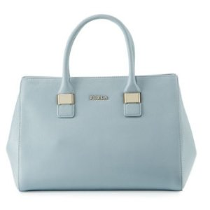 Furla Amelia Medium Leather Tote Bag
