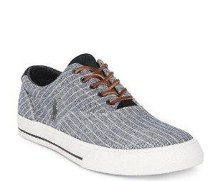 Up to 60% Off + Extra 30% Off Men's Sneaker Sale @ Ralph Lauren