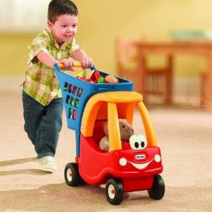 $19.12(原价$39.99)史低价!Little Tikes儿童购物车玩具