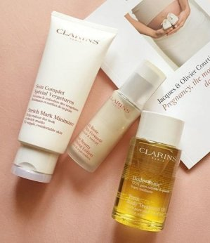 Up to 25% OffMother To be Products @ Clarins
