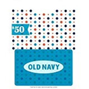 Old Navy $50