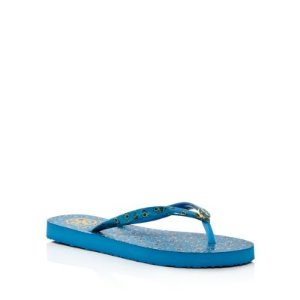Tory Burch Classic Flip-Flop Sandals | Bloomingdale's