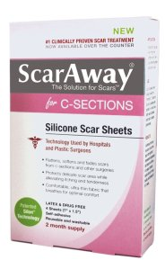ScarAway C-Section Scar Treatment Strips