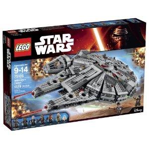 LEGO Star Wars Millennium Falcon 75105 | Jet.com
