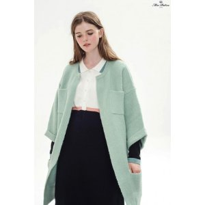 Bloomsbury Cardigan (Mint) - Miss Patina - Vintage Inspired Fashion