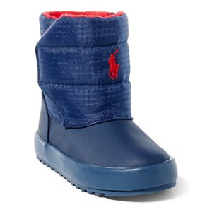 Gabriel Quilted Nylon Boot - All Shoes � Shoes - RalphLauren.com