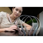 LG Tone Infinim HBS-900 Wireless Stereo Headset, Silver