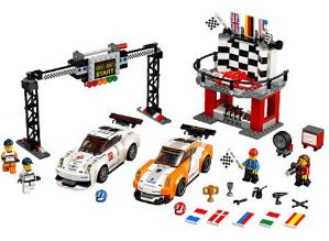 $29.99LEGO Speed Champions Porche 911GT Finish Line (75912)