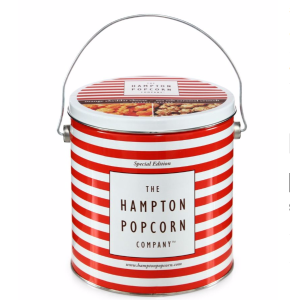 The Hampton Popcorn Company - Sea Salt Caramel & Orange Cheddar Cheese Gourmet Popcorn - saks.com