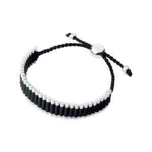 Friendship Bracelet - Black | Women Bracelets, Official Links of London