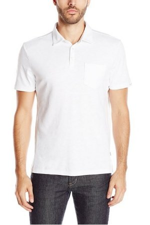 From $21.54 Calvin Klein Men's Short-Sleeve Solid Textured Polo Shirt