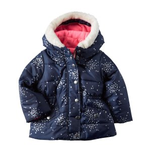 Baby Girl 4-in-1 Jacket   Carters.com