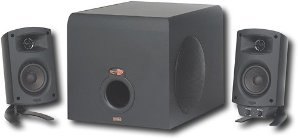 $74.50 50% offKlipsch - ProMedia 2.1 Speaker System (3-Piece) - Black