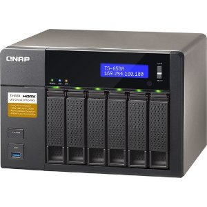 $378.52(EUR 361.96)QNAP TS-653A-4G Network Attached Storage