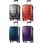 $79.99 Samsonite Luggage Winfield 2 Fashion HS Spinner 20