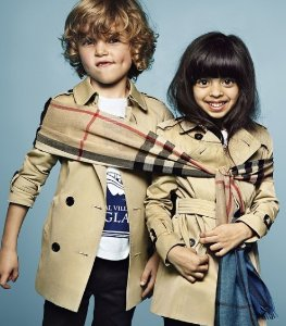 Up to 75% Off Burberry Kids Clothes Sale @ Saks Fifth Avenue