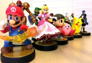As Low As $3.78 Select Nintendo Amiibo Figures on sale
