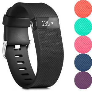 Fitbit Charge HR Activity, Heart Rate + Sleep Wristband | eBay