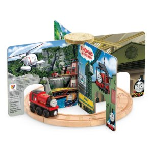 Thomas & Friends™ Wooden Railway Really Useful Story Stand | CBN19 | Fisher Price