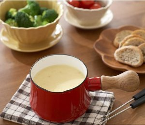 Dansk Kobenstyle Chilli Red Butter Warmer