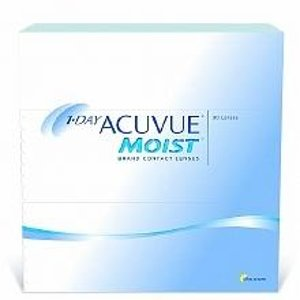 1-Day Acuvue Moist 90 pack | Walgreens