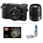 Panasonic DMC-GX85 Camera w/ Lens Bundle w/ $100 B&H Photo eGC