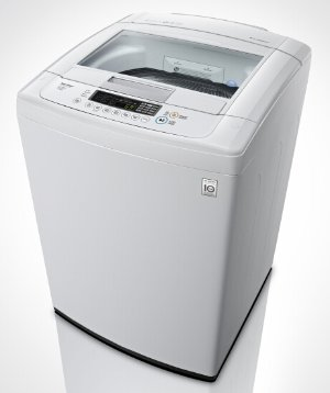 $397.60LG 4.5 cu. ft. Large Capacity Top Load Washer