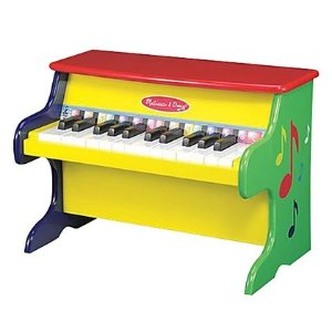 Melissa & Doug Learn-to-Play Piano - Free Shipping