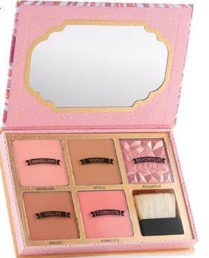 $58.00 ($145.00 Value) Benefit Limited Edition! Cheekathon blush & bronzer palette