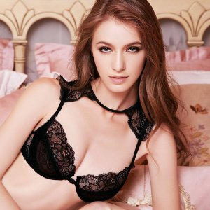 Up to 60% Off & Free Shipping Lace Unlined Bra On Sale @ Eve's Temptation