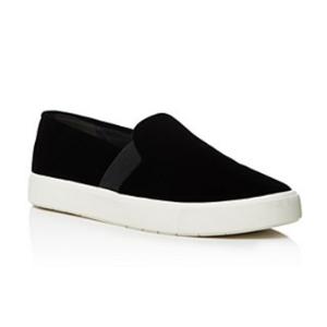 Vince Blair Velvet Slip On Sneakers | Bloomingdale's