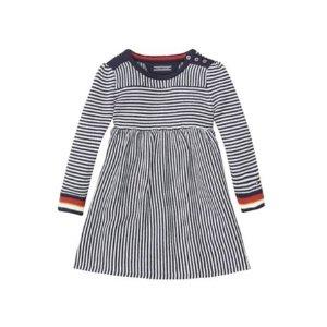 Th Kids Stripe Sweater Dress