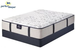Dealmoon Exclusive! $150 OffSerta Perfect Sleeper Elite Mendelson Firm Mattress (All Sizes) @US-Mattress