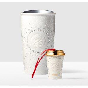 Swarovski® Holiday Gift Set | Starbucks® Store