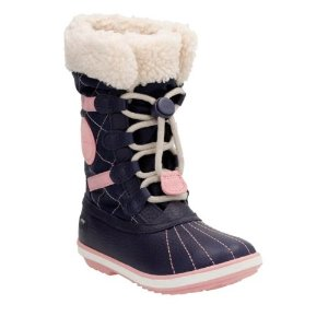 FabYou GTX Toddler Navy Leather - Girls Boots - Clarks® Shoes Official Site