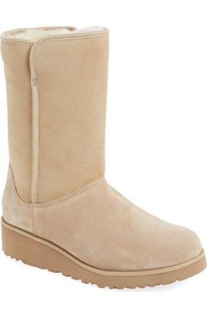 UGG® 'Amie - Classic Slim™' Water Resistant Short Boot