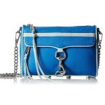 Rebecca Minkoff Mini Mac with Contrast Trim Cross-Body
