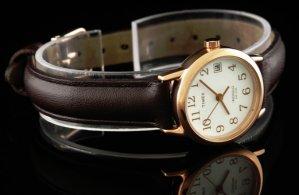 Timex Women's Easy Reader Analog Dress Watch T2P564