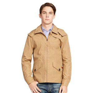 Water-Resistant Cotton Jacket - Lightweight & Quilted � Jackets & Outerwear - RalphLauren.com