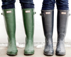 Up to 34% Off Hunter Boots @ Rue La La