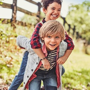 Extra 20% Off $40+ 50% Off Entire Site Columbus Day Kids Apparel Sale @ OshKosh BGosh