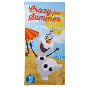 As Low as $3.63 Selected Disney Beach Towels Sale @ Kohl's